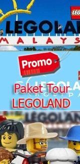 Tour Legoland Murah